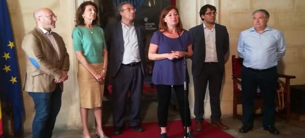 Armengol anuncia el Plan Integral de Formación Profesional