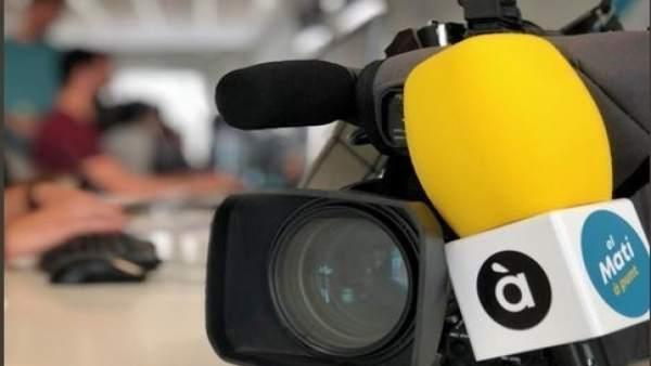 Puig destaca que À Punt ha permés triplicar els treballadors de l'audiovisual