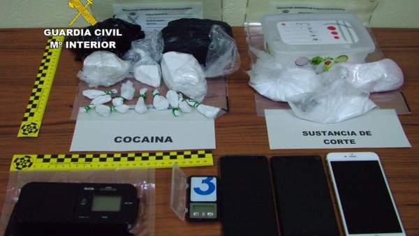 Detenidas 7 Personas Y Desactivados Tres Puntos De Venta De Cocaína En León Dent