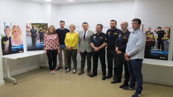 Campaña policía local