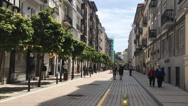 Concluyen las obras en Peñaherbosa y se abre al tráfico