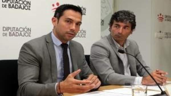 Manuel Borrego y José Carlos Cobos