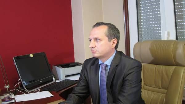 Antonio Salceda, abogado de los afectados de Construcuatro