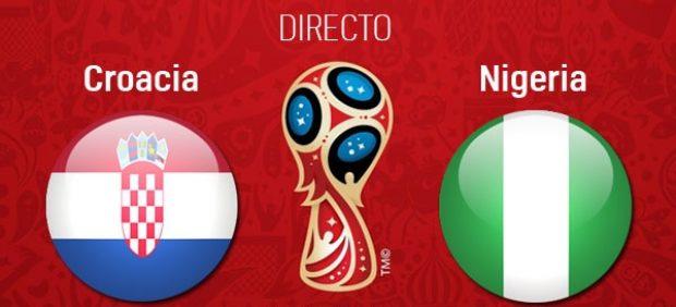 Croacia y Nigeria