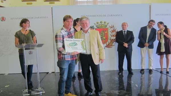Santisteve ha dado a conocer hoy el proyecto Stars de Zaragoza
