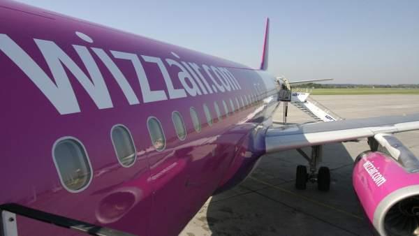 L'aeroport de València estrena ruta a Viena en avions de Wizz Air