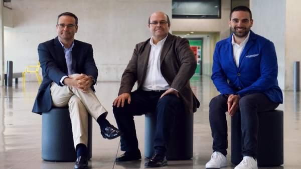 Alfonso Vara-Miguel, Avelino Amoedo Y Samuel Negredo, Editores Del Informe