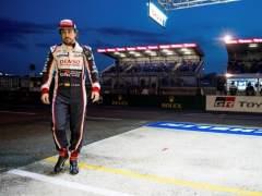 Fernando Alonso, tenso y serio como en sus años de campeón en F1