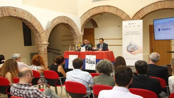 Presentación plan de sostenibilidad hidralia