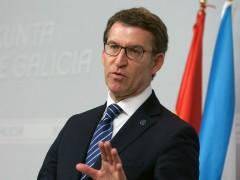"""Feijóo asegura que seguirá en Galicia """"como mínimo"""" hasta 2020"""