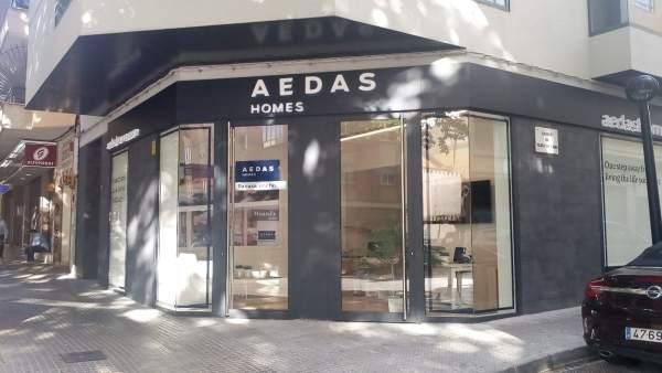 Aedas Homes abre nueva oficina en Palma