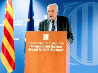 Maragall anuncia la reapertura de sus embajadas