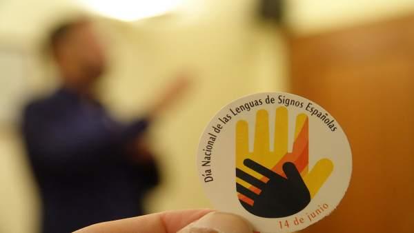 Día Nacional de las lenguas de signos