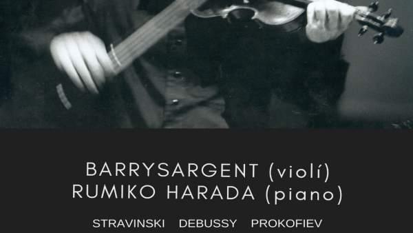 Violinista Barry Sargent