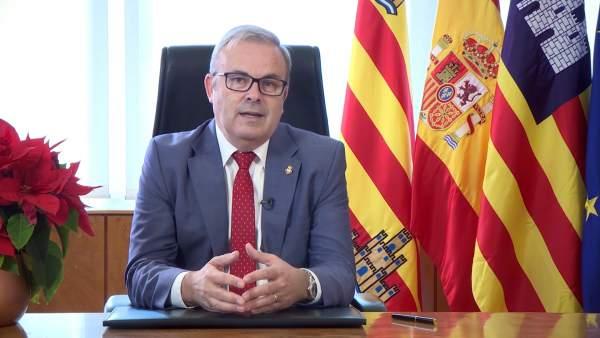 Presidente del Consell de Ibiza, Vicent Torres