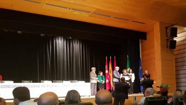 Premio a la Diputación de Jaén por su Plan de Residuos Inertes