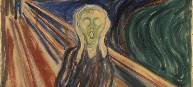 Una nueva teoría sobre el cuadro 'El grito' de Edvuard Munch concluye que en realidad no grita