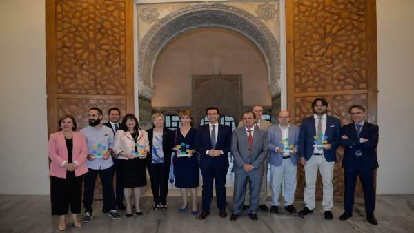 Premios Ciudad de Granada 2018