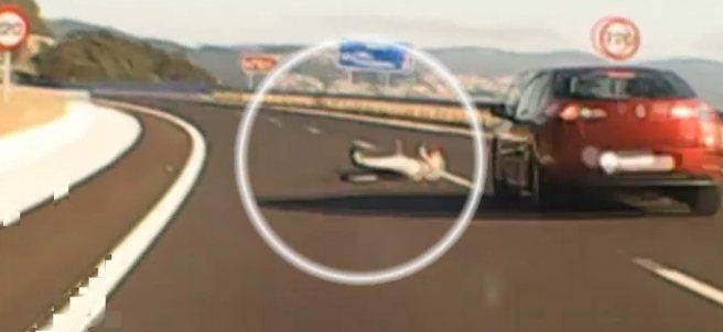 Accidente en Vigo