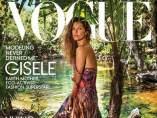 Gisele, portada de 'Vogue'