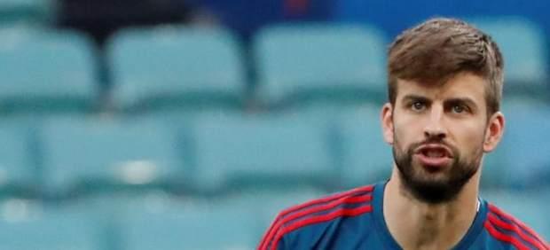"""Juanito: """"Vino un tal Piqué, que debutaba, y me dijo que no iba a jugar más"""""""