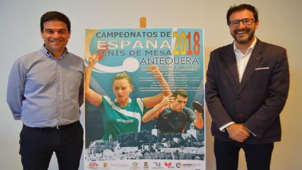 Campeonatos de España Tenis de Mesa