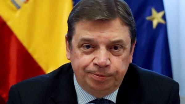 El ministro de Agricultura, Luis Planas.