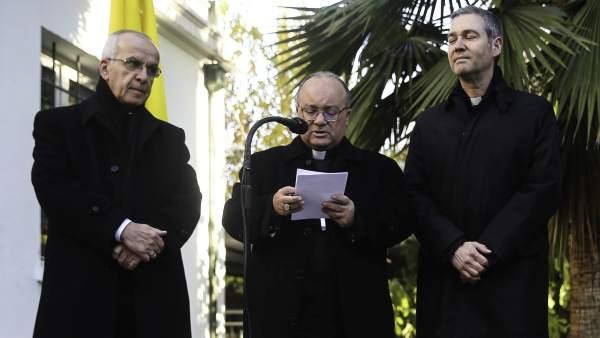 Abusos sexuales en Iglesia de Chile