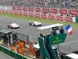 Banderazo de salida en Le Mans