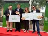 Ernesto Gasco entrega los premios