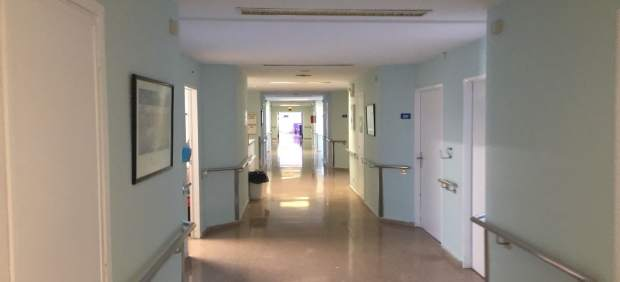 Planta de hospital de Hellín reabierta