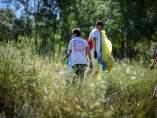 Valladolid.- Voluntarios durante la campaña