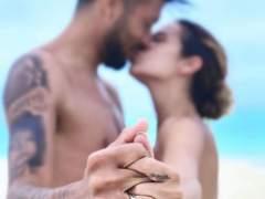 Tamara Gorro y Ezequiel Garay se vuelven a casar en Maldivas