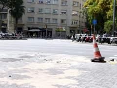 Muere una mujer atropellada por un conductor de Cabify en Barcelona