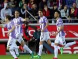 El Real Valladolid venció al Numancia en la final del playoff de ascenso.