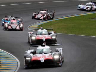 Alonso, en las 24 horas de Le Mans