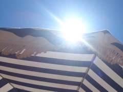 Hasta 17 provincias estarán este lunes en riesgo por calor con máximas de 38ºC