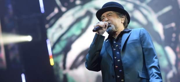 Joaquín Sabina cancela los conciertos restantes de su gira 'Lo niego todo'