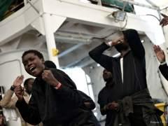 Desembarcan en Valencia los 630 inmigrantes del Aquarius: ¿qué ocurre a partir de ahora?
