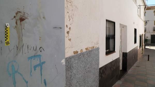 Crimen machista en Granada
