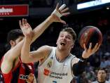Luka Doncic, en el Real Madrid - Baskonia, final de la ACB 2017/2018.