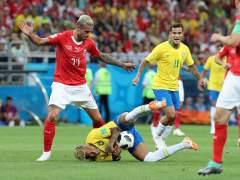 Otra sorpresa en Rusia: Brasil no pasa del empate frente a Suiza