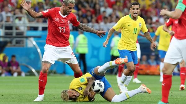 Brasil vs Suiza