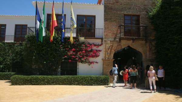 Sede de la UPO en Carmona