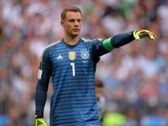 La FIFA investiga cánticos homófobos de aficionados mexicanos contra Neuer