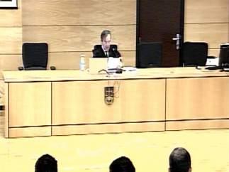 La Audiencia de Navarrala dictada sentencia a los miembros de  La Manada