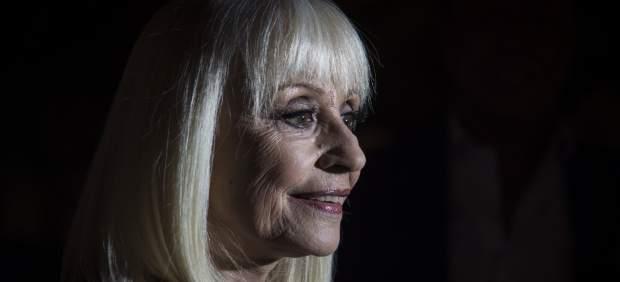 La diva italiana Raffaella Carrà cumple 75 años