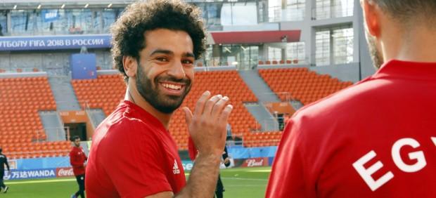 Salah, titular frente a Rusia para tratar de salvar las opciones de Egipto