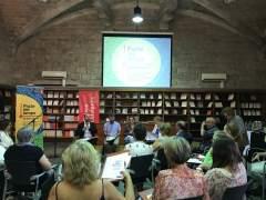 Presentación de las 57 nuevas medidas del Pacto del Tiempo de Barcelona.