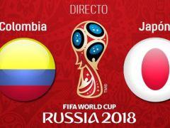 EN DIRECTO: Colombia, con diez, y Japón empatan